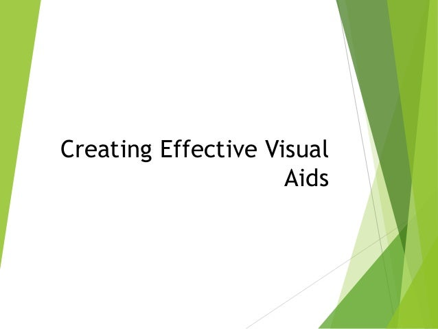 what is visual aids Visual aids are defined as charts, pictures or images that help to make a point or  enhance a presentation an example of visual aids are bar graphs and pie.