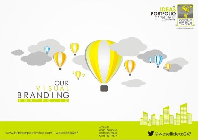 Visual Branding Portfolio