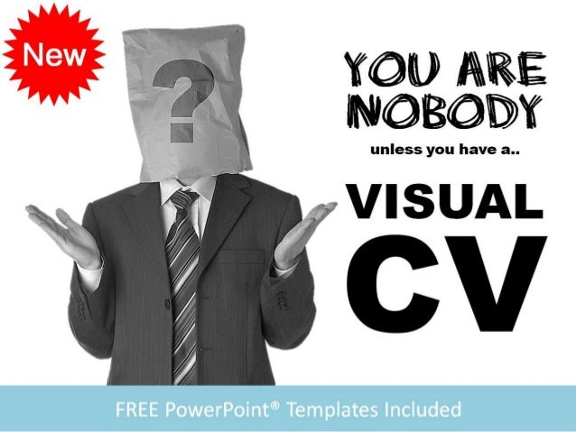Visual CV - Get The Job You Want