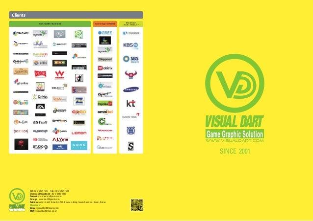 Visual Dart Brochure