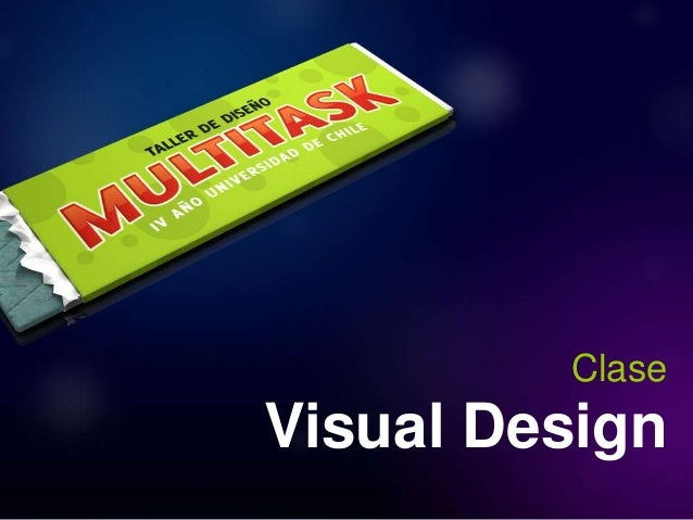 Visual Design Clase