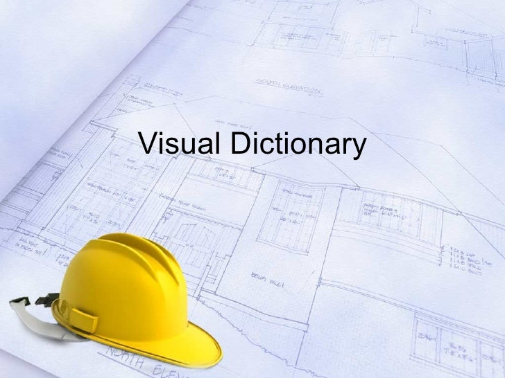 Visual Dictionary- eave