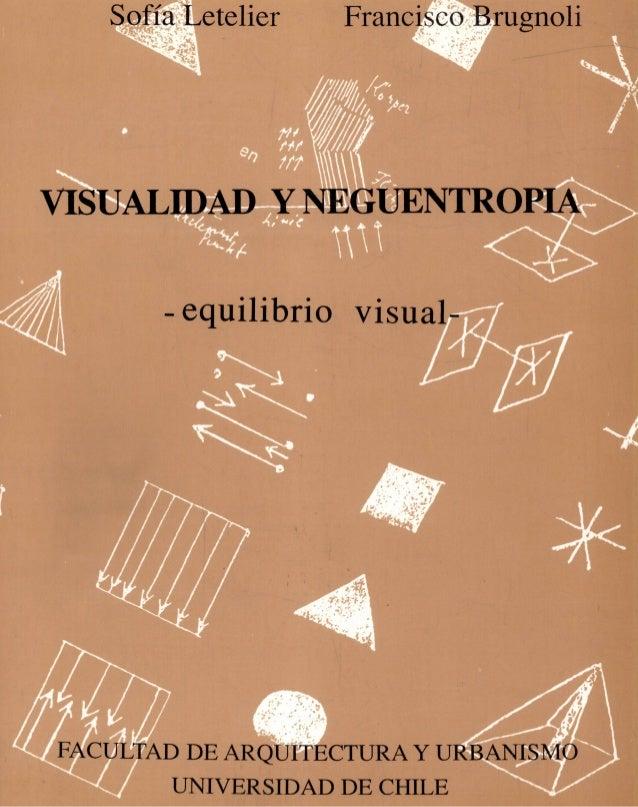 Visualidad y Neguentropía - Muestra