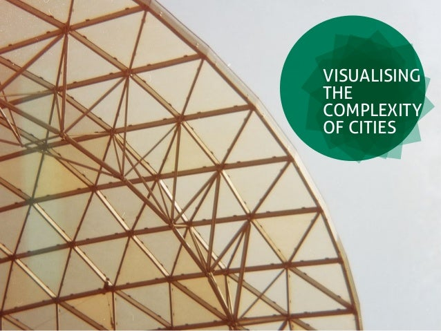 visualising the complexity of cities