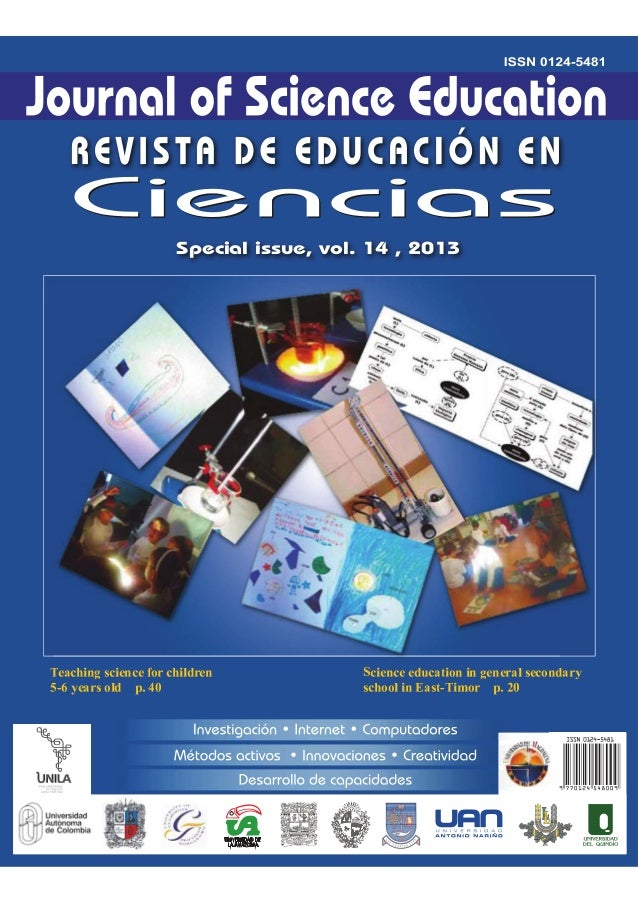 Visualizações - Journal Science Education
