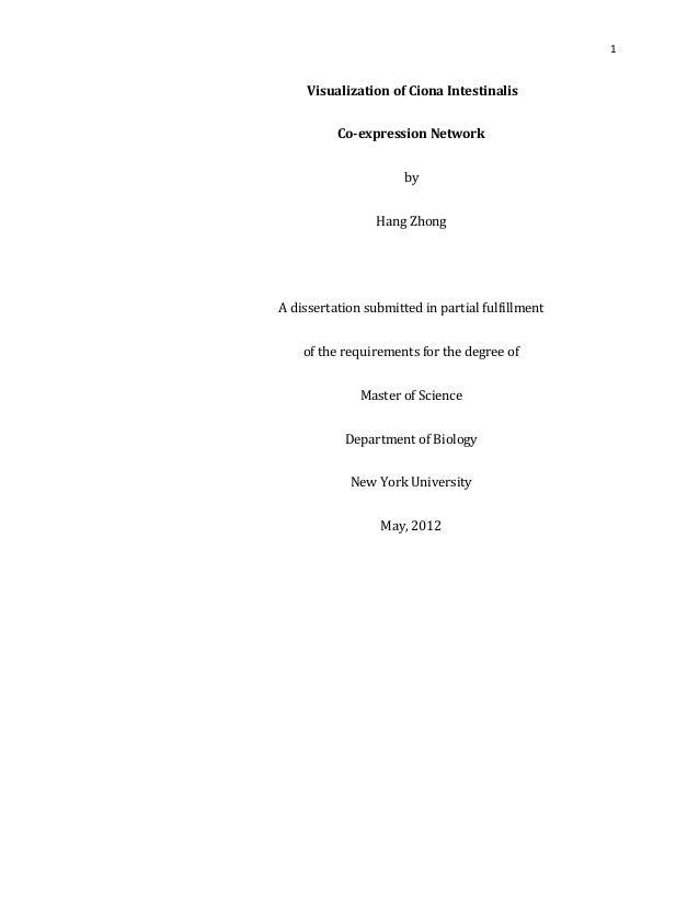 Visualization hang zhong