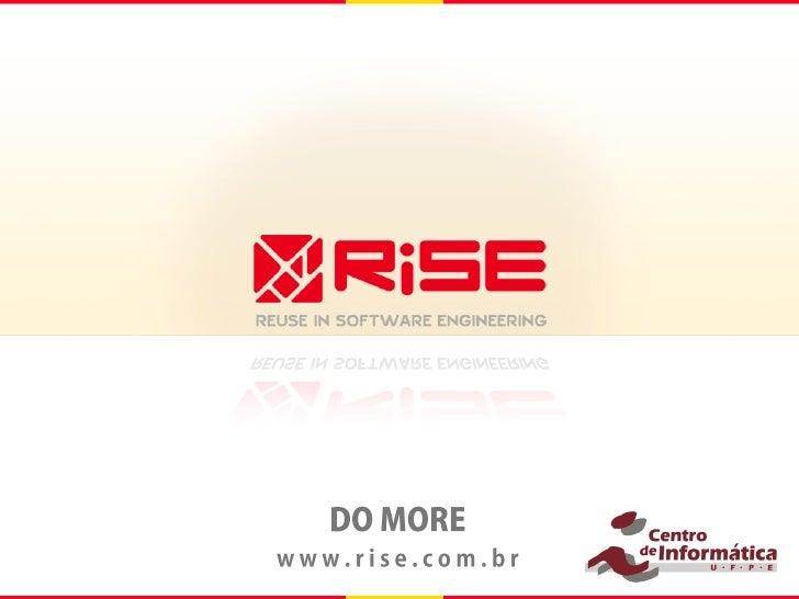 Visualization in Software      Product Lines      Thiago Fernandes Lins de Medeiros             tflm@cin.ufpe.br