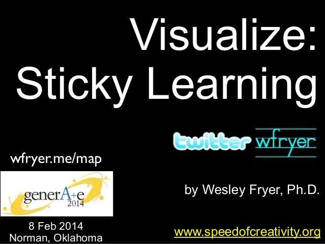 Visualize: Sticky Learning