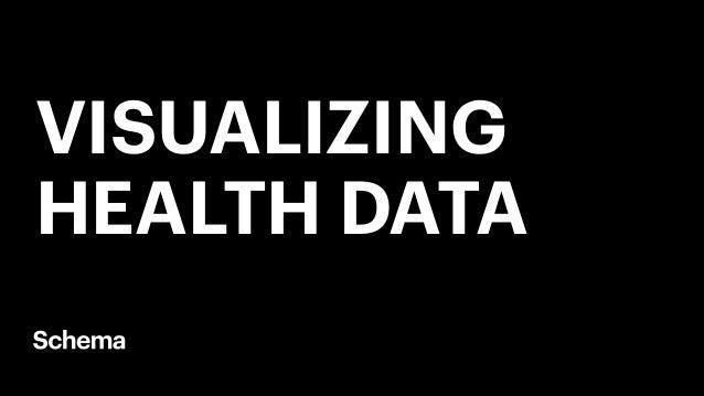 VISUALIZING HEALTH DATA