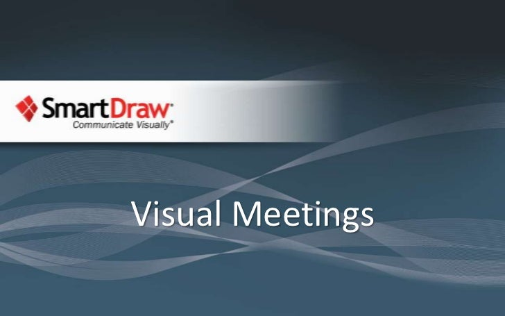 Visual Meetings with SmartDraw VP