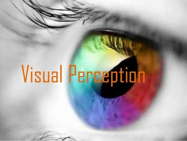 Visual Perception | Simply Psychology