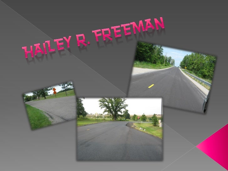 Hailey Freeman's Visual Resume