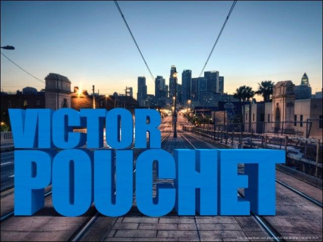Victoe Pouchet - Visual Resume