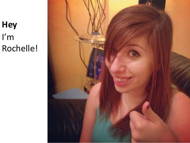 Hey I'm Rochelle!