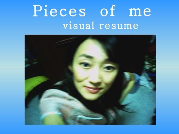 Visual resume1.0