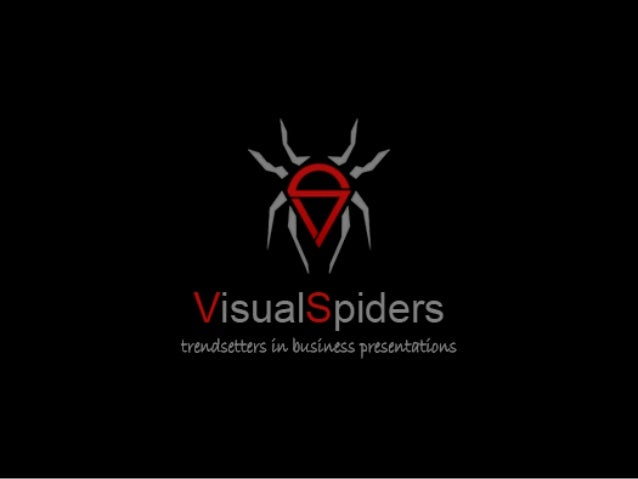 Visual Spiders Presentation Design Services