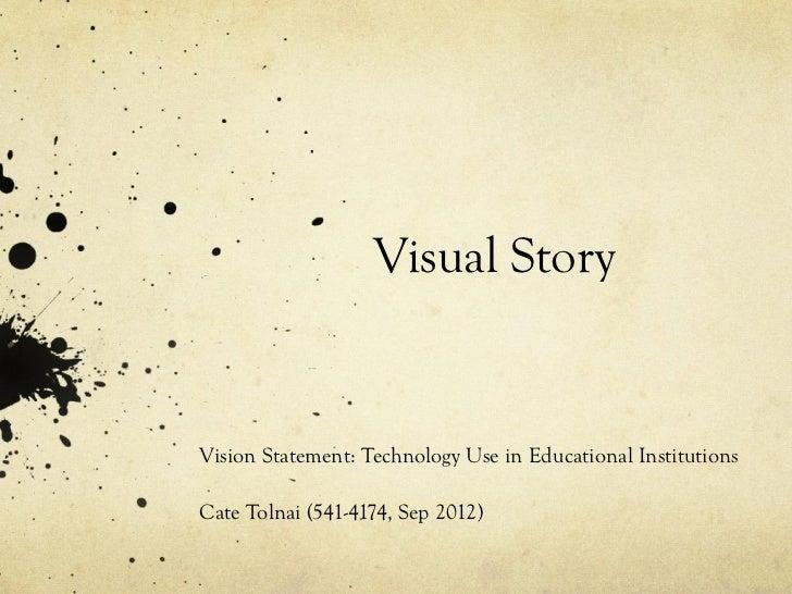 Visual story : Cate Tolnai