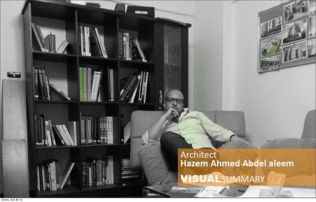 hazem abdelaleem Visual summary