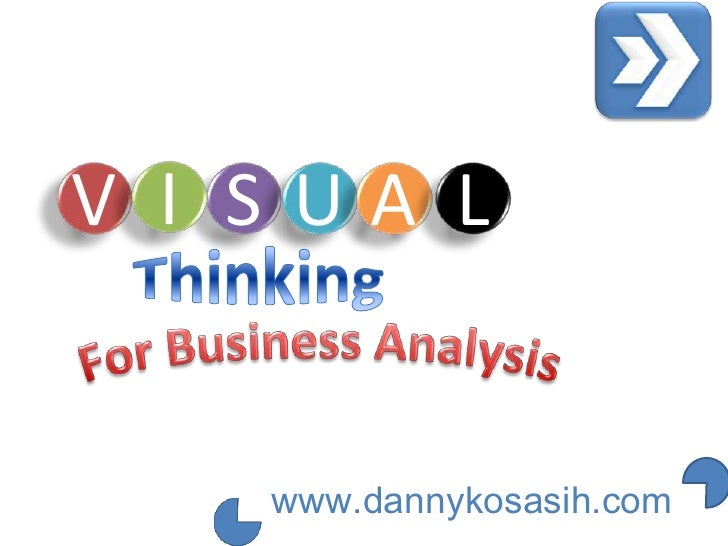 Visual thinking for business analysis