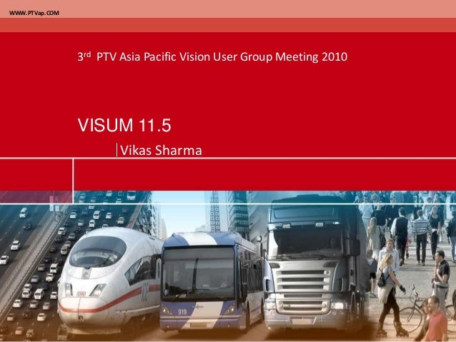 What\'s new in Visum 11.5