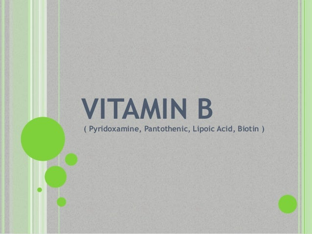 Vitamins t uesday report