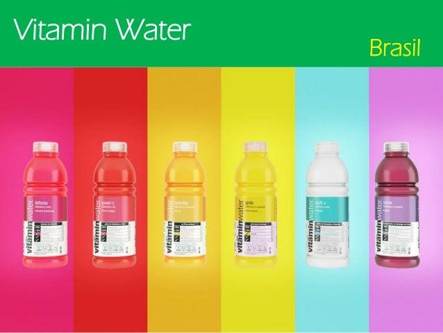 Vitamin Water  Brasil