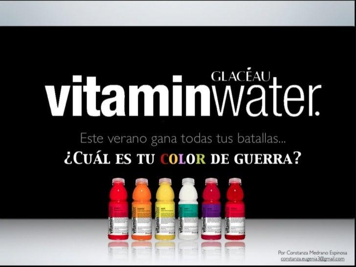 Vitaminwater on line 2011