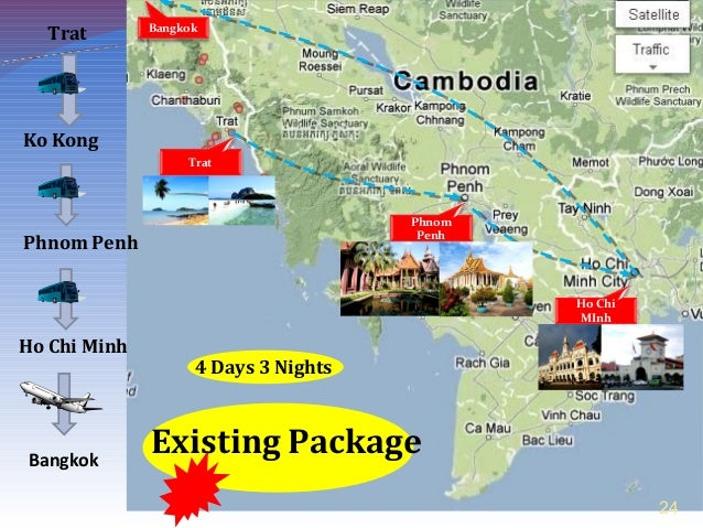 how to travel overland from vientiane to siam reap