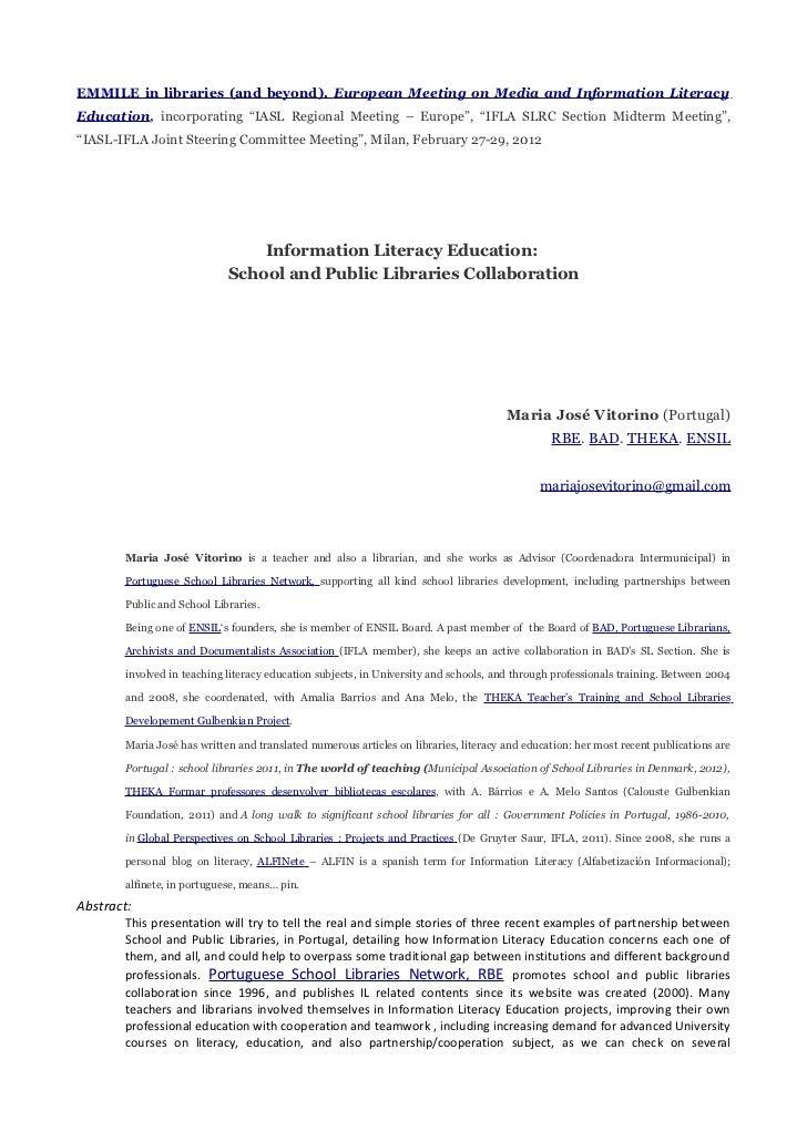 Vitorino emmile milan 2012 text final