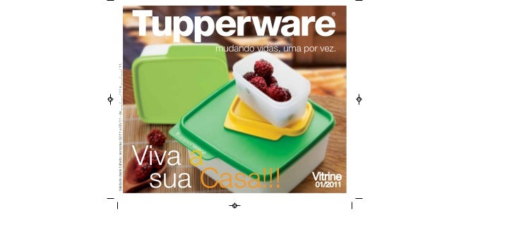 Vitrine 01 2011- TupperwareShow
