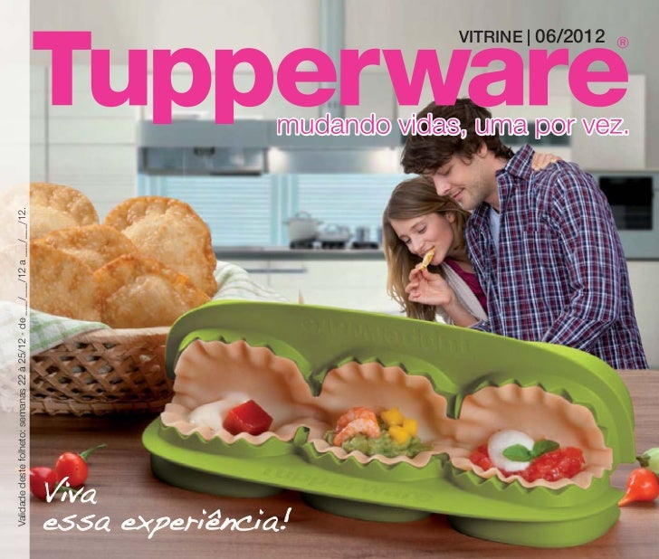 Vitrine 06 2012 Tupperware