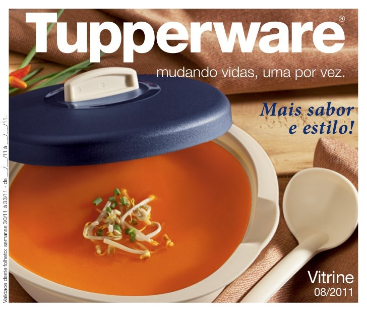 Vitrine 08 2011   TupperwareShow