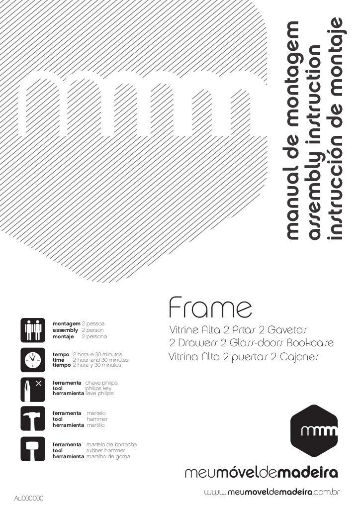 Vitrine Alta - Frame