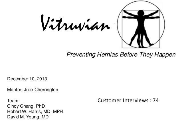 Vitruvian week 10 presentation