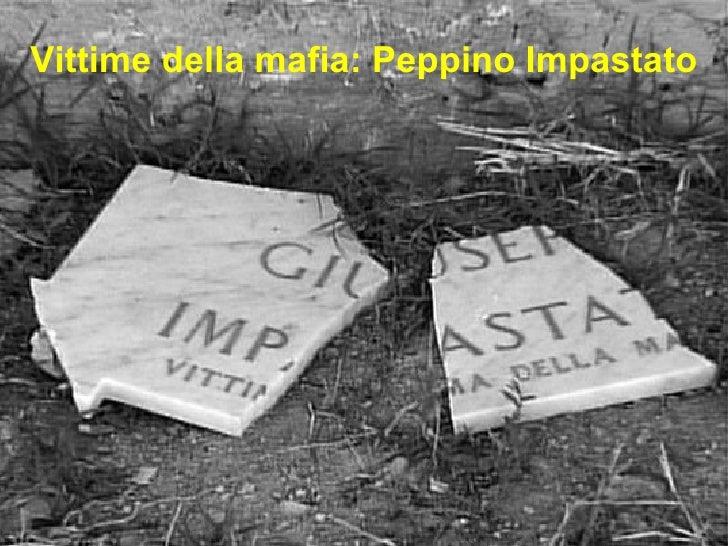 Vittime della mafia: Peppino Impastato