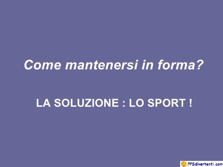 Viva lo-sport