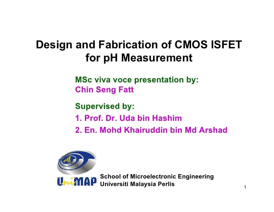 MSc Research - Chin Seng Fatt