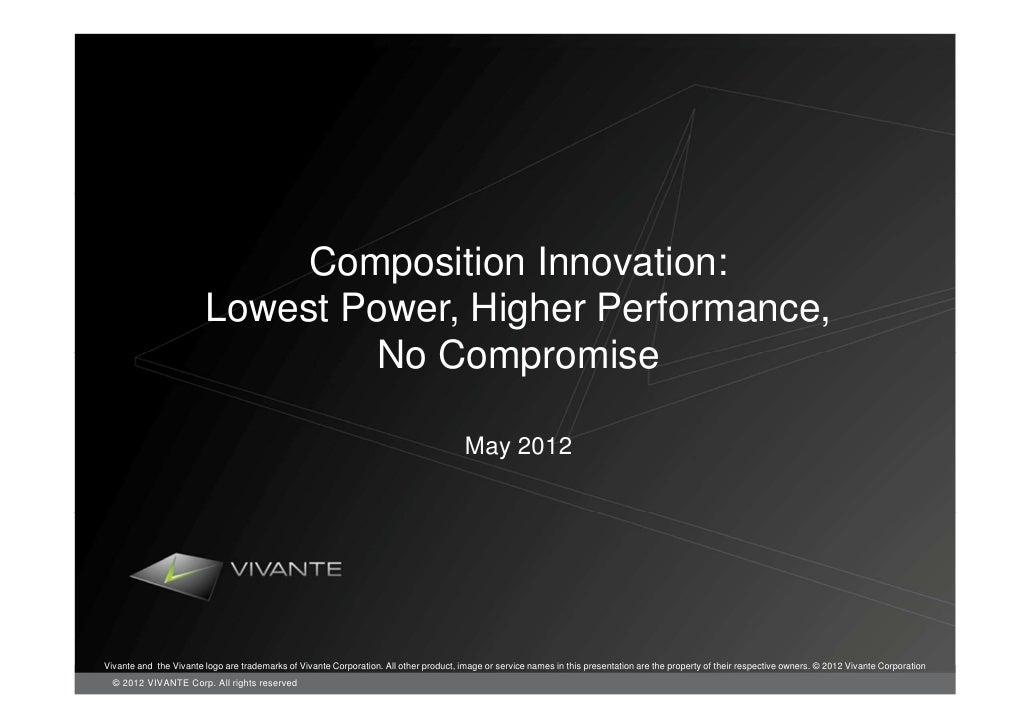 Composition Graphics Processor