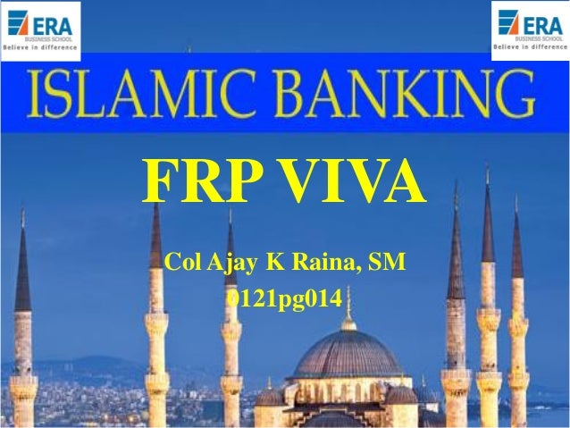 research paper islamic banking Lecture: academic research and writing by prof dr paul  term paper of  islamic banking is a financial system conforming to islamic standards how is it.