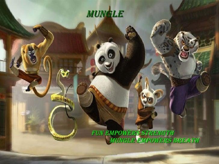 MUNGLE Fun empowers strength  Mungle empowers breath