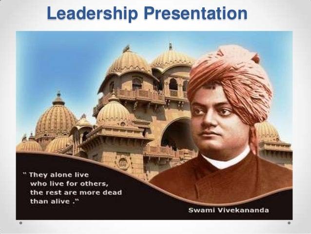 Biography Swami Vivekananda
