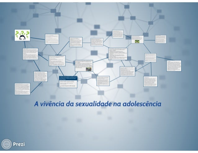 Vivencia da sexualidade na adolescência como fator de risco.