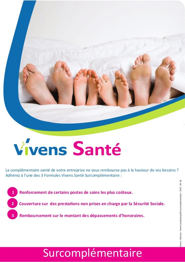 Vivens Surcomplementaire Garanties