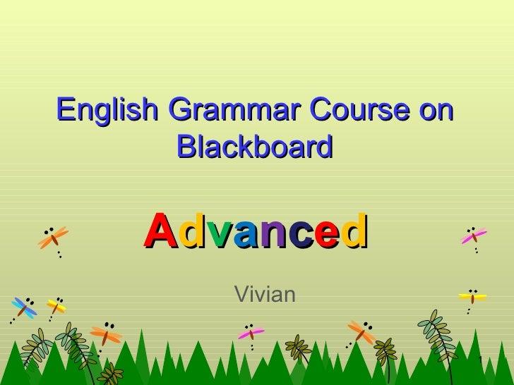 Vivian Grammar