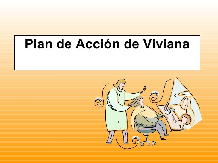Plan de Acción de Viviana