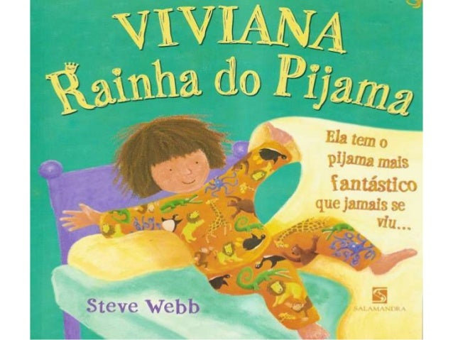 Viviana a rainha do pijama