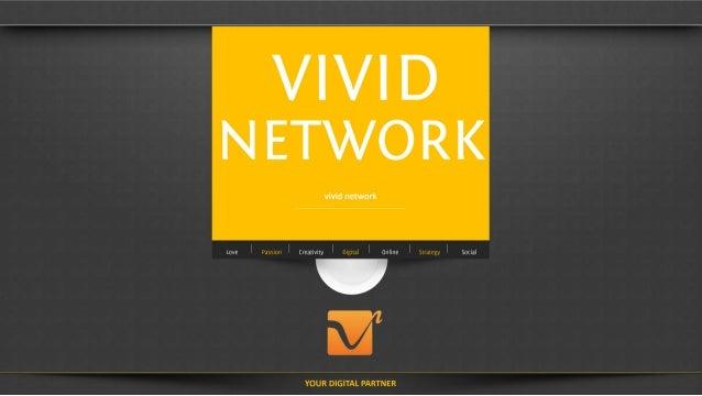 vivid network presentation