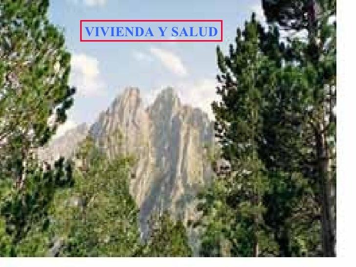 VIVIENDA Y SALUD