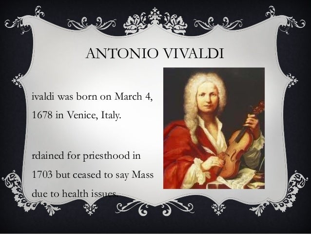 Antonio Vivaldi Vivaldi - The Academy Of Ancient Music - Stabat Mater • Nisi Dominus • Concerto In G Minor