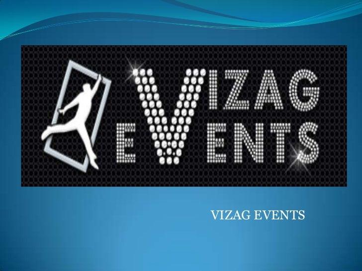 VIZAG EVENTS